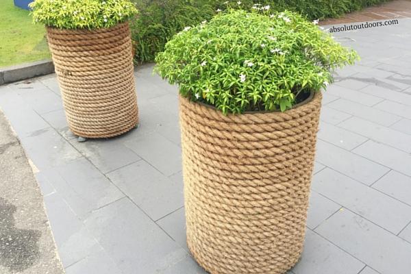 Multi-tasking Planter