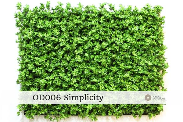 OD006-Simplicity