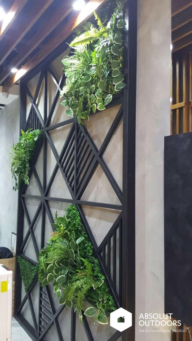 Artificial Green Wall Inspiration Absolut Outdoors