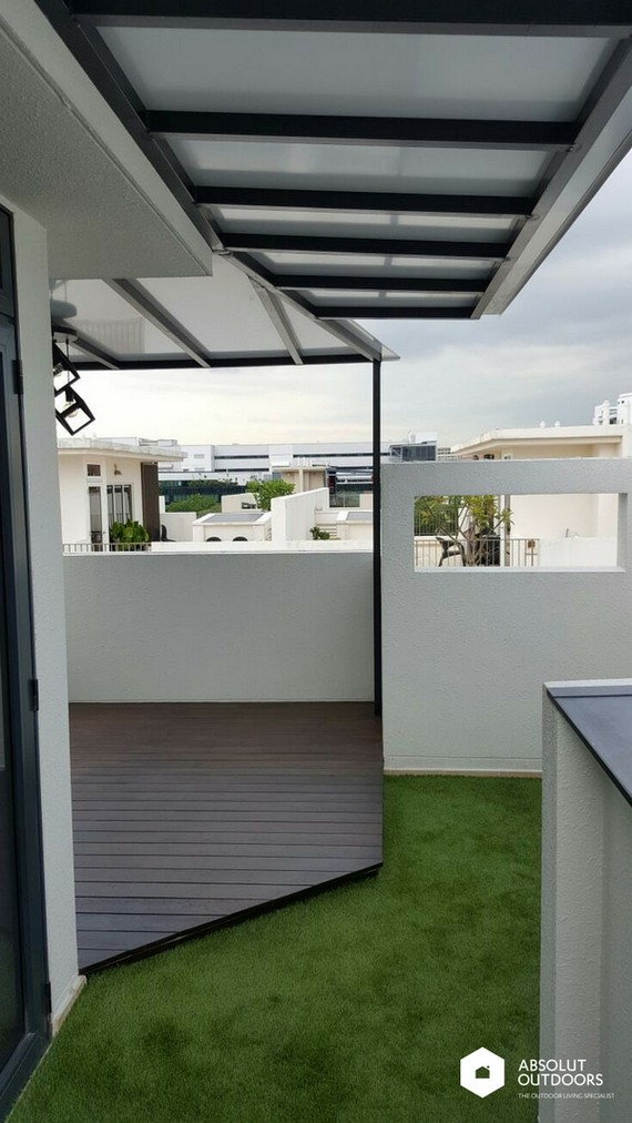 Roof Terrace Amp Pes Absolut Outdoors