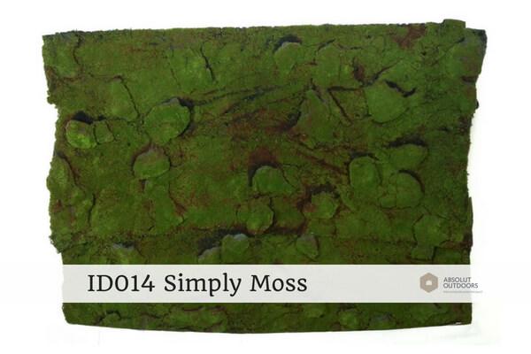 ID014 Simply Moss Indoor Artificial Vertical Garden
